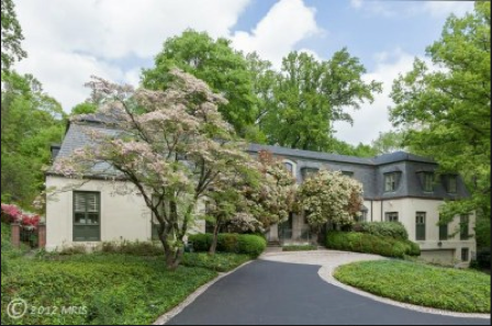 One of DC's most expensive houses for sale.