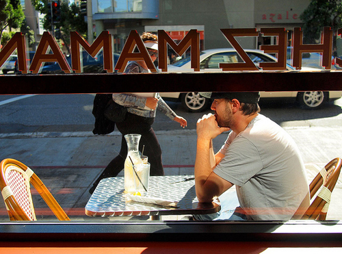 Chez Maman in Hayes Valley.