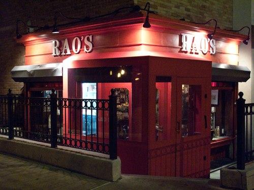 Rao's New York.
