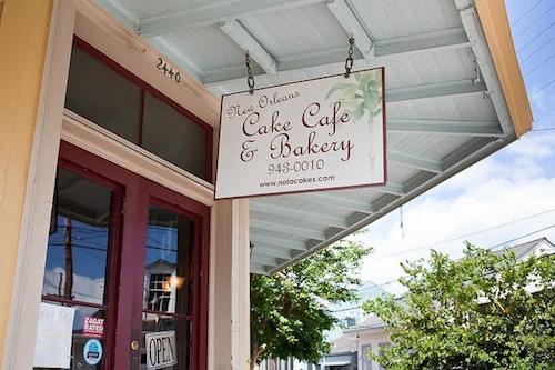 Cake Cafe, home of rad bagels
