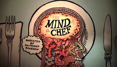 """<a href=""""http://eater.com/archives/2012/10/10/watch-a-preview-of-mind-of-a-chef-anthony-bourdains-new-pbs-show.php"""">The Mind of a Chef, Anthony Bourdain and David Chang's New PBS Show</a>"""