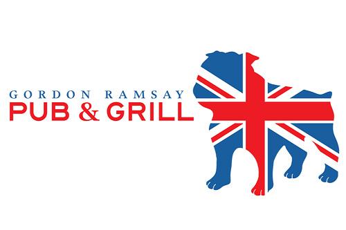 The Gordon Ramsay Pub & Grill logo