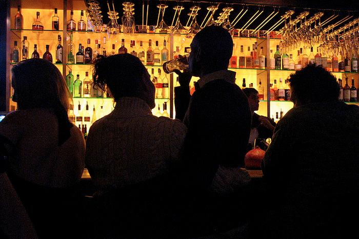 Pican at night.