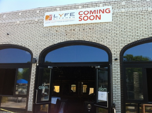LYFE Kitchen Posted Signage This Week In Culver City