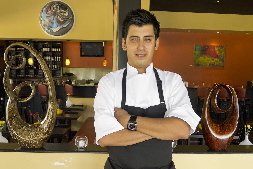 Chef David Guerrero
