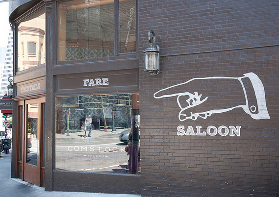 Comstock Saloon.