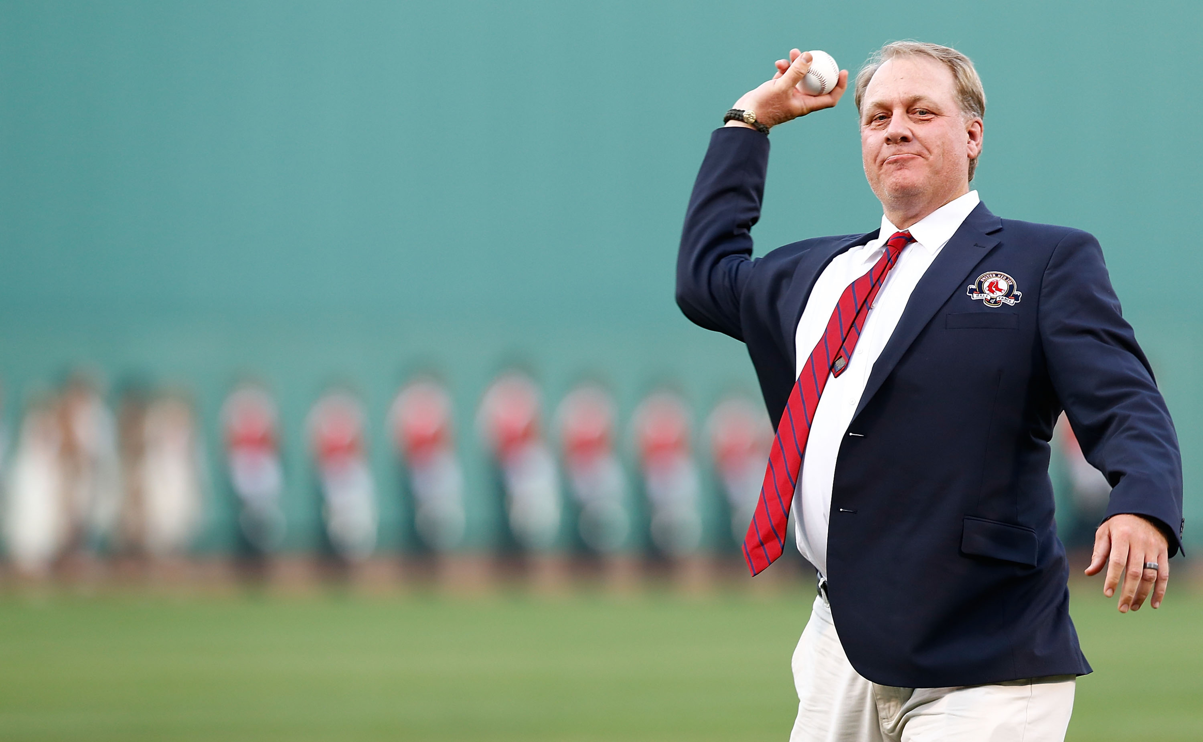 Curt Schilling is part of an exceptional class of new entries on the Hall of Fame ballot.