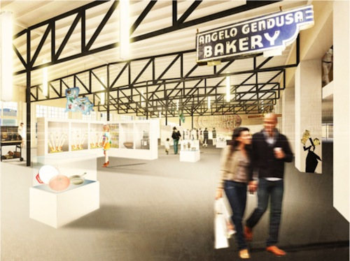Concept drawing of the new Southern Food and Beverage Museum, which will be home to Ryan Hughes' Purloo.