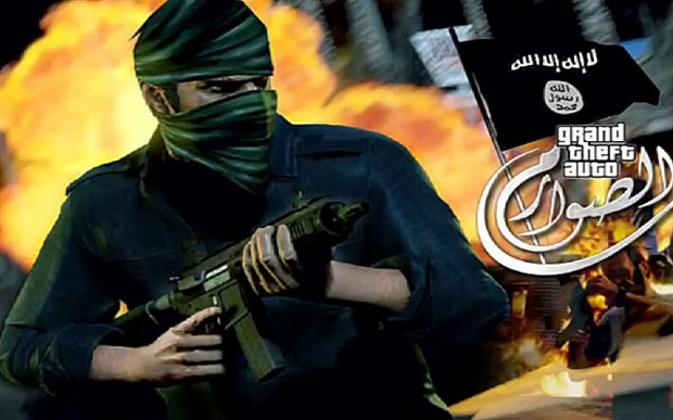 ISIS terror group releases trailer for GTA-like recruitment and training video game