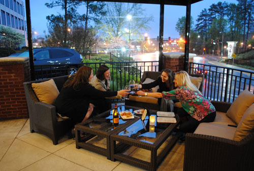 """Fleming's. Photo courtesy of <a href=""""http://atlantadish.blogspot.com/2011/05/schwheat-way-to-kick-off-your-memorial.html"""">Atlanta Dish</a>."""