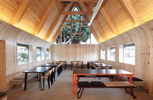 A-Frame – Los Angeles, CA – Knibb Design Corp