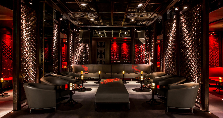 Ling Ling Club at Hakkasan