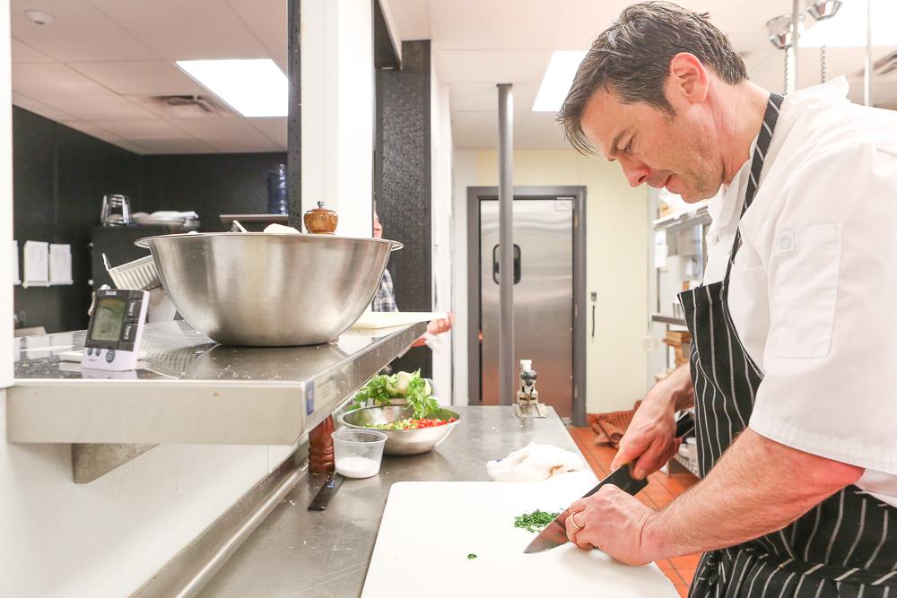 Chef John Broening
