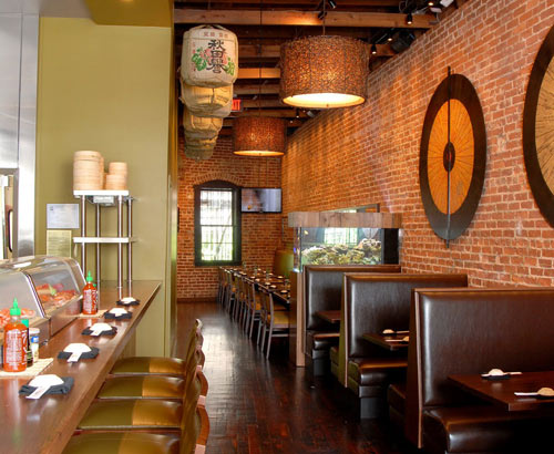 """Genki in Virginia-Highland. Photo courtesy of <a href=""""http://luxetips.blogspot.com/2011/05/luxetips-events-grand-opening-of-genki.html"""">Luxe Tips</a>."""