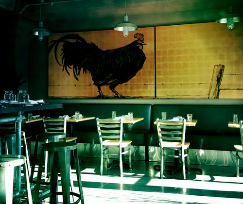 Gilberth's Rotisserie in the Dogpatch.