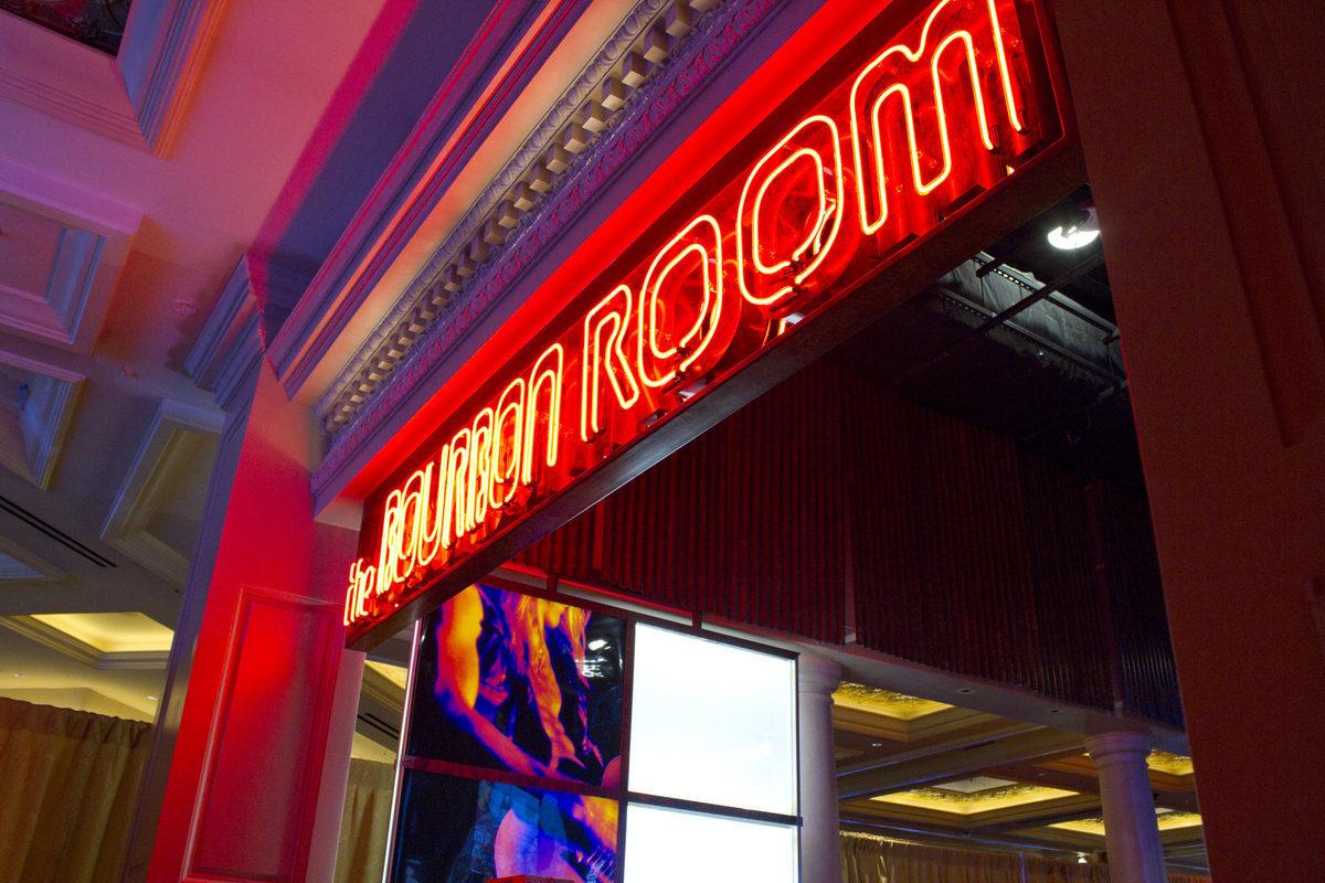 The Bourbon Room