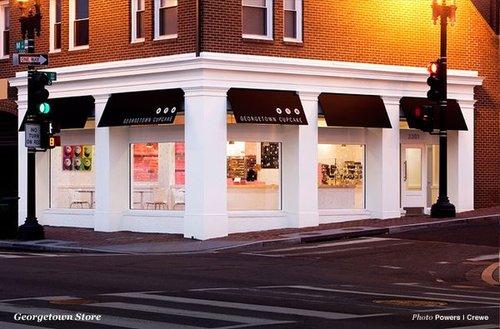 Georgetown Cupcake, Washington DC.