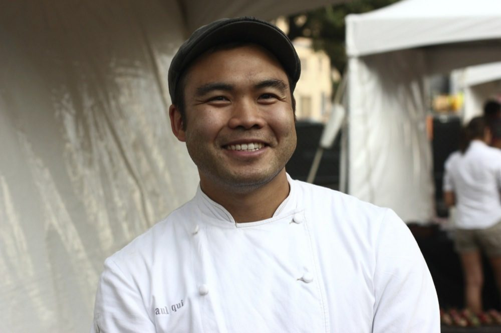 Top Chef Texas and Uchiko chef darling Paul Qui