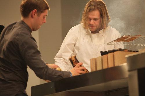 Nilsson at Identità Golose 2011