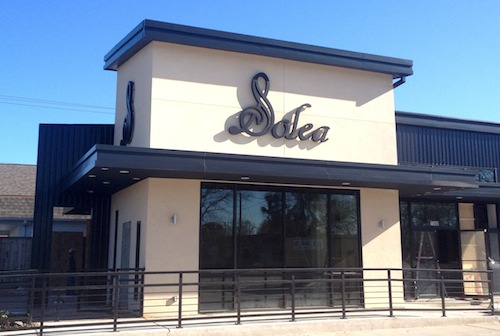 Solea, opening later this spring.