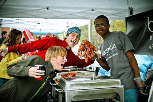 BaconFest 2011. Photo by Erik Dixon.