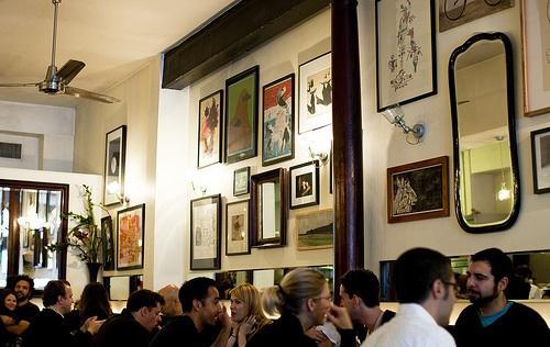 Bar Tartine, San Francisco.