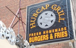Hubcap Grill downtown.