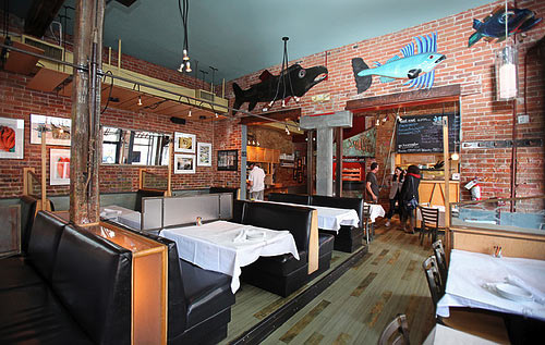 Jax fish house oyster bar page 3 eater denver for Jax fish house menu