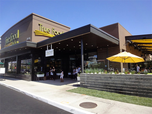 True Food Kitchen, Newport Beach, CA.