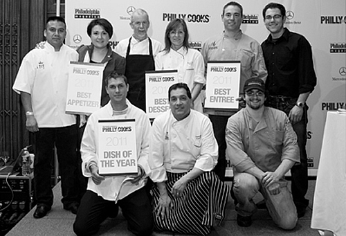 Last year's Philly Cooks competition