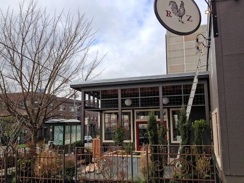 Restaurant Zoe Capitol Hill