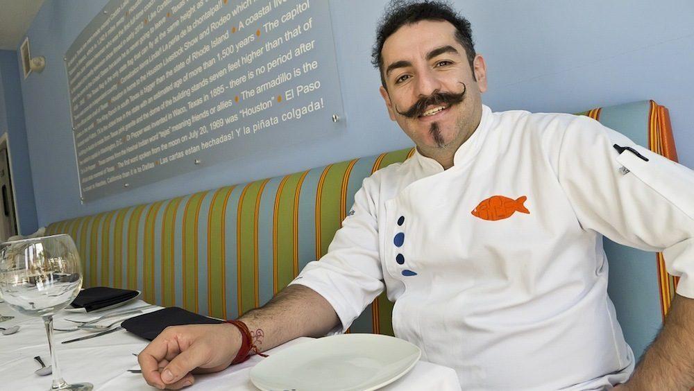 Chef Chávez.