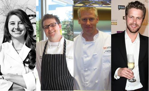 Jessica Scott, Paul Reilly, Craig Dixon, Lachlan MacKinnon-Patterson