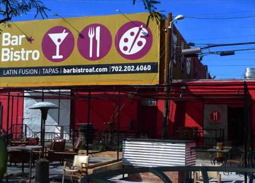 Bar + Bistro.