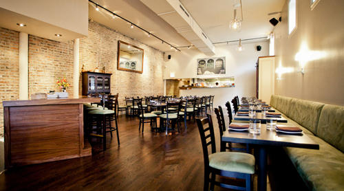 Vera, just one of the many spots to open in the super hot West Loop neighborhood