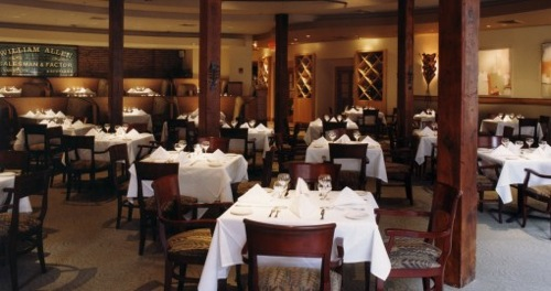 GW Fins, whose chef, Tenney Flynn, won Chef of the Year in New Orleans Magazine's Best of Dining 2011.