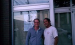 Investor Charles Trip and Chef Govind Armstrong