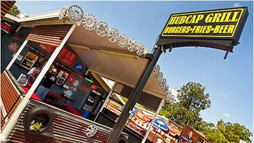 Hubcap Grill, one of the spots on our list.