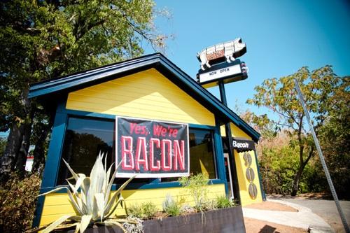 Speaking of loving bacon ....