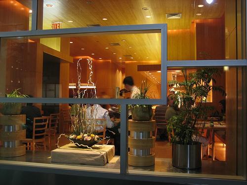 Sushi Yasuda, New York.