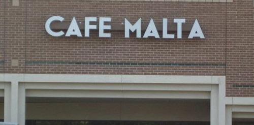 Cafe Malta Storefront