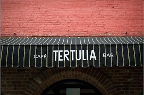 Tertulia, New York.