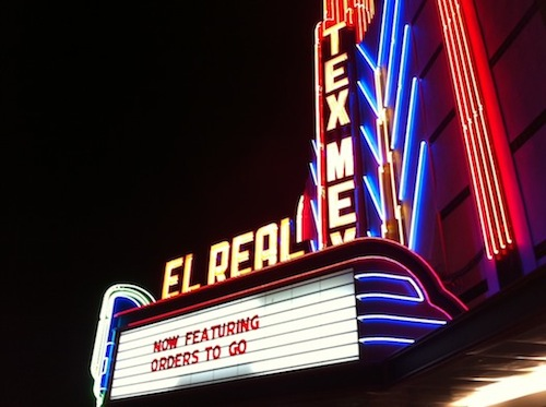 El Real, the subject of the Houston Press review.