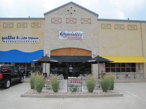 The first-ever Capriotti's in Texas.
