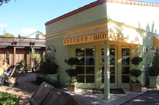 Bouchon Bakery in Yountville.