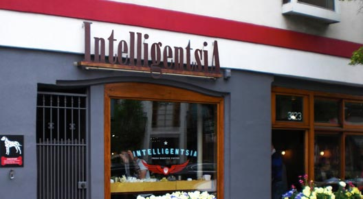 Intelligentsia in Lakeview