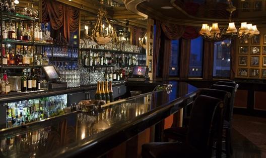The former Starlight Room bar.