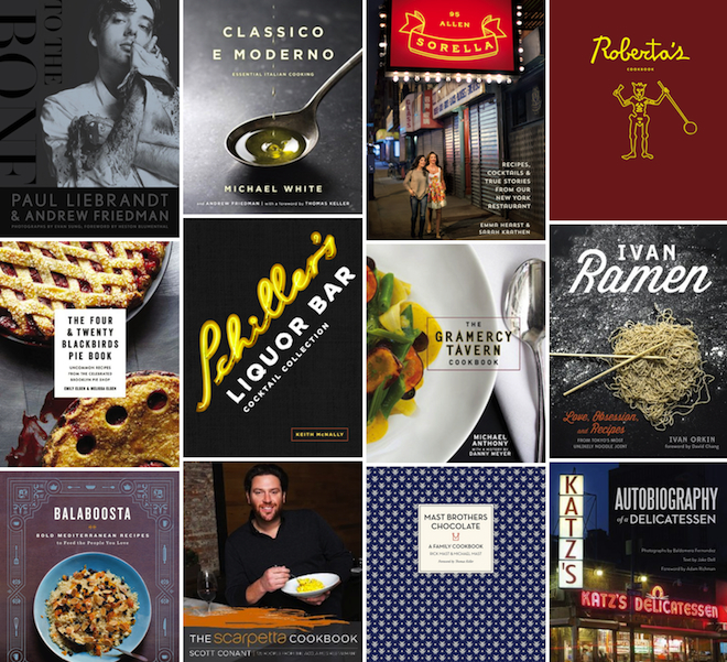 Eater's Fall 2013 Cookbook and Food Book Preview