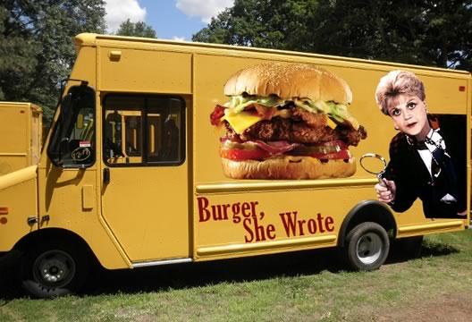 Burger, She Wrote