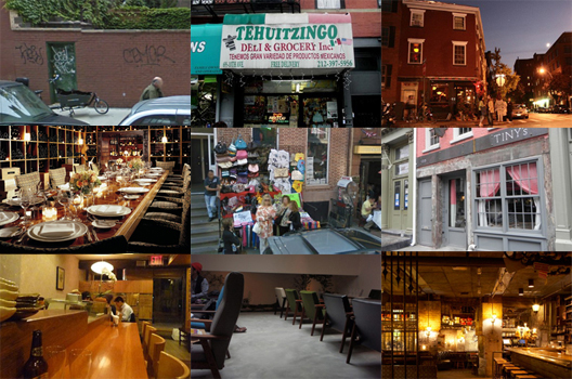 A Guide to New York's 'Secret' Restaurants and Dining Rooms